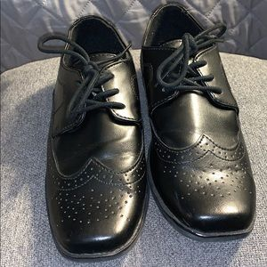 Boy's Dress Shoes